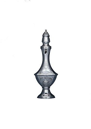 Hazorfim Neoclassic Bessomim Sterling silver Israel handmade .925 925 wedding gift present Holy Land Jerusalem Hatzorfim Hazorfim Shabbat Havdallah candle Shabbos by Hazorfim