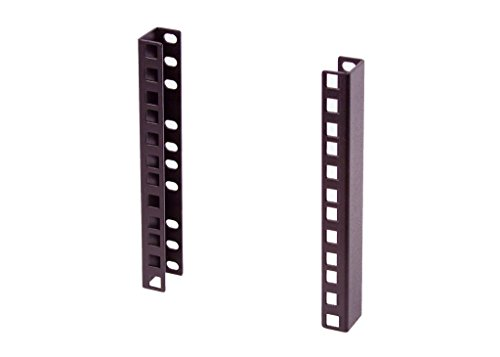 - RCB1061-4U Rackmount 4U Rack 1.1 inch Extender for 19 inch or 23 inch Rack Cabinet or Wall Mount Cabinet
