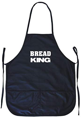 99 Volts Bread King Cooking Apron with Pockets