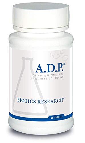 Biotics Research A.D.P. Digestive Formula - 60 Tablets