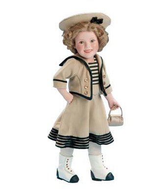 Danbury Mint - Shirley Temple Movie Classics - Wee Willie Winkie