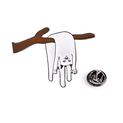 PKPINS Cat Enamel Pins Enamel Lapel Pins Badges Brooches Pins Backpack Hats Accessories 4