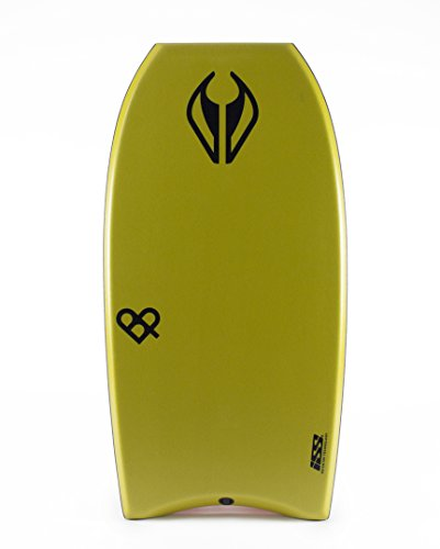 NMD Board Ben Player PP ISS Bodyboard, 41.5 , Mustard