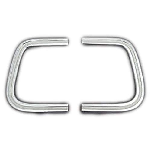Eckler's Premier Quality Products 40-138287 Full Size Chevy Rear Quarter Panel Cove Horseshoe Moldings,Impala,