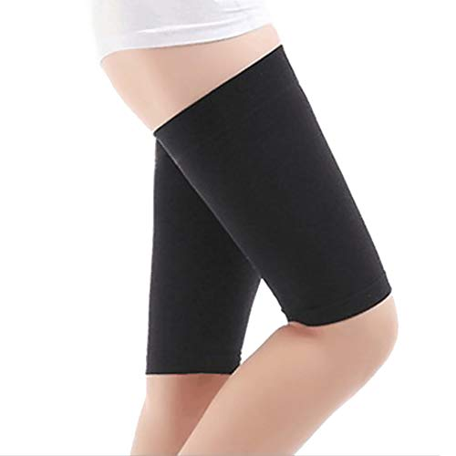Thigh Compression Sleeve for Womens & Men Thigh Supports and Slimming Muscles Shaper Thigh Support Great for Sports, Recovery and Fitness