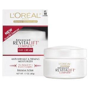 L'Oreal Paris Revitalift Anti-Wrinkle + Firming Day Cream SP