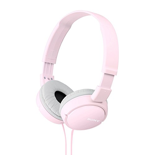 Sony Dynamic Foldable Headphones MDR ZX110 P product image