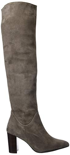 Boots Women's MIRALLES Taupe High Taupe 24825 Brown PEDRO wqU5CICx