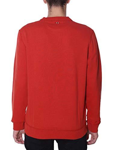 Sweat Shirt N0YHWM Homme Red Napapijri BALYS Txq0O88n