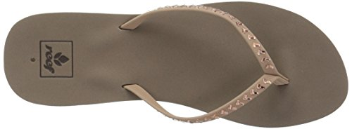 Reef Bliss Embellish, Chanclas Para Mujer Multicolor (Rose/gold Rgl)