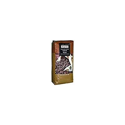 Daily Chef Coffee French Roast Fair Trade Certified, Whole Bean (40 oz.)