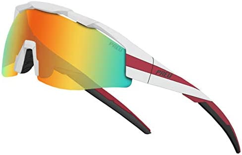 PREU Polarized Sunglasses Baseball Glasses%EF%BC%88S1495