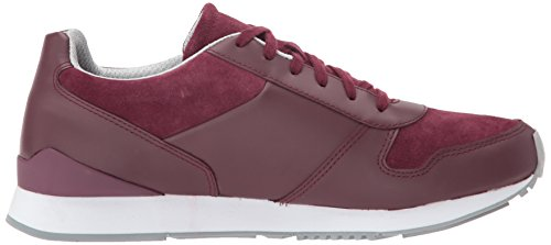 Heren Lacoste Sneaker Bordeaux Route 417 3