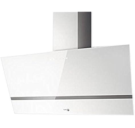 Campana decorativa de pared Turboair PRF0114578 – Campana extractora Pan inclinada – Ancho 90 cm – Caudal máximo de aire (en m3/h): 713 – Nivel de ruido Decibel Min/Maxi. (en dBA) 60 / 67: 159.8: Amazon.es: Grandes electrodomésticos