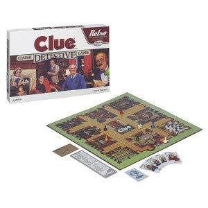 (Retro Series Clue 1986 Edition Game)