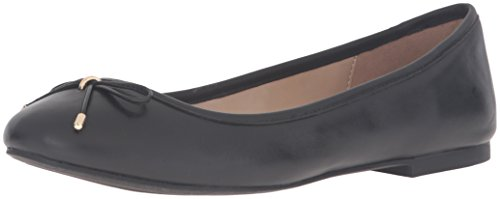 ALDO Women's Laori Boat Shoe Black Leather