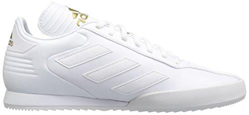 Adidas Originals Heren Copa Super Voetbalschoen Wit / Wit / Goud Metallic