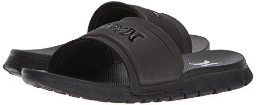 Negro Para Nike Hrly Slide black 001 W Zapatillas Mujer white Fusion XX0qnS