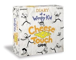 Diary of a Wimpy Kid: The Cheese Touch Game (Diary Of A Wimpy Kid Action Figures)