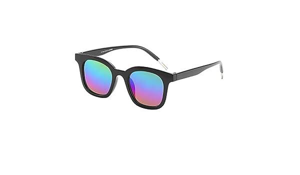 BOLANQ Gafas de Sol polarizadas clásicas Unisex con Lentes ...
