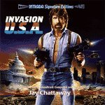 Invasion U.S.A. CD
