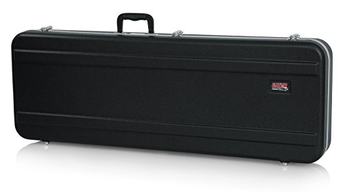 Gator Cases Deluxe ABS Molded Case for Extended Length/Extra Long Electric Guitars (Elec Music)
