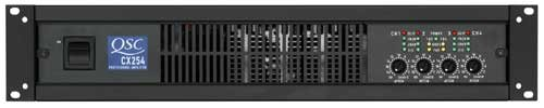 QSC CX404 4-CH Low-Z Power Amplifier for sale  Delivered anywhere in USA