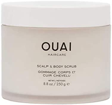 Hair Styling: Ouai Scalp & Body Scrub