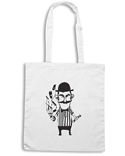 TEN BARBER Bianca Shirt Shopper FUN0156 SECOND Borsa Speed WqaBzgn