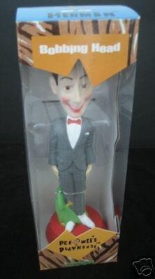 Pee Wee Herman Bobbing
