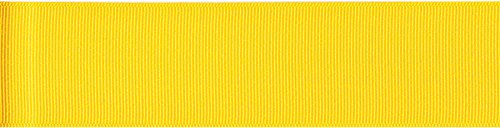 Offray Grosgrain Craft Ribbon, 7/8-Inch x 18-Feet, Maize