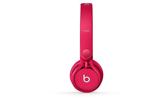 Beats MixR Professional DJ Headphones, Colr Pink (Certified Refurbished)