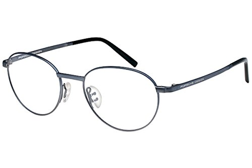 Porsche Design Eyeglasses P8306 P/8306 D Gray Blue Full Rim Optical Frame - Optical Alexander Gray