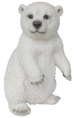 """Border Concepts 83479 Dancing Polar Bear, 7.5"""""""