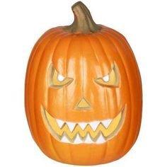 """12 """"Blow molde Scary Spooky cara Jack O farol con acentos para ..."""