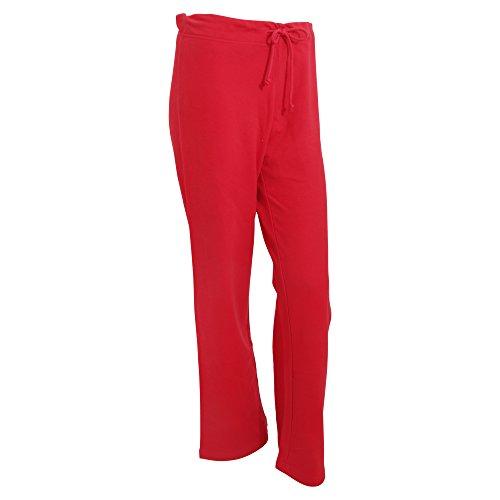 (Bella Canvas Womens/Ladies Straight Leg Sweatpants/Jogging Bottoms (S))