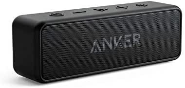 Exclusive Anker Soundcore 2 Portable Bluetooth Speaker W// Superior Stereo Sound