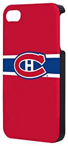 NHL Montreal Canadiens iPhone 4 Hard Shell Case