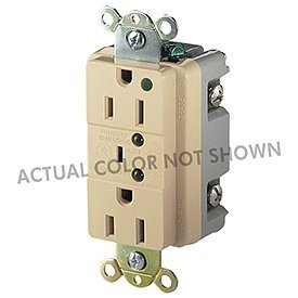 Grade Led Surge Receptacle Outlet - 7