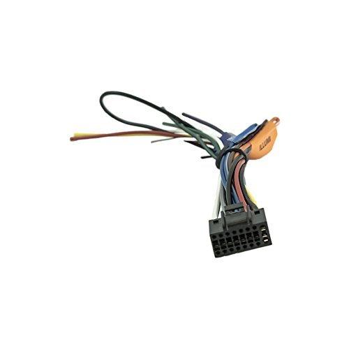 Head Unit Wiring Harness - KENWOOD DDX-771 DDX-773BH DDX-790 DDX-793 DDX-8901HD DDX-9702S DDX-9902S DNN-770HD DNN-990HD DNN-991HD OEM GENUINE WIRE HARNESS