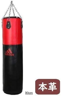 アディダス adidas 本革サンドバッグ (3サイズ) ADIBAC16  90×40cm