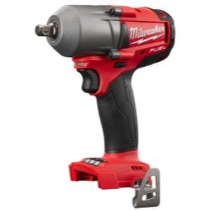 Milwaukee 2861-20 M18 FUEL 1/2'' Mid-Torque Impact Wrench with Friction Ring (Tool Only) by Milwaukee