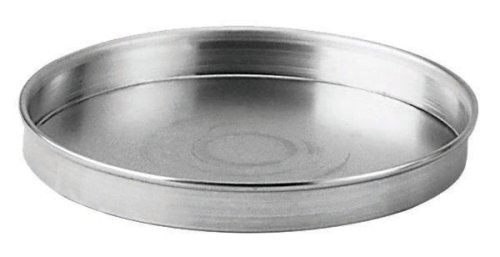 Johnson-Rose 63206 6 Inch X 1 Inch Aluminium Deep Dish Pizza/Cake Pan, 6 inch, - Pizza Cookie