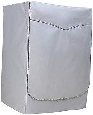 IPOTCH Protector de Lavadora de Material Tela Impermeable Fuda A ...