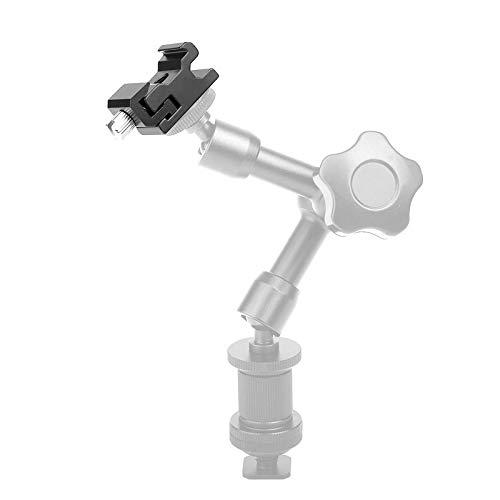 4 Pack Camera Combo Pack Shoe Mount Adapter Cold Shoe Mount Adapter 1//4 Inch Shoe Flash Shoe Mount for DSLR Camera Nik