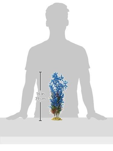 Image of SPORN Aquarium Decoration, Hygrophilia Plant Blue 15