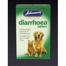 Johnson's Johnsons Diarrhoea Tablets