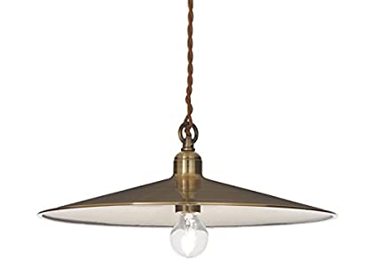 Ideal lux cantina sp1 big brunito lampada da soffitto a