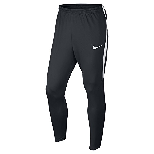 Nike Soccer Strike Pant With Pocket and Zip, Black/White (X-Large)