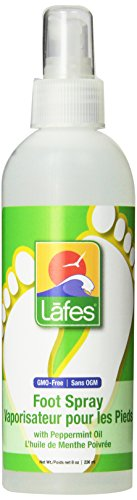 (Lafe's Foot Spray, Peppermint, 8 Ounce (2 Count))